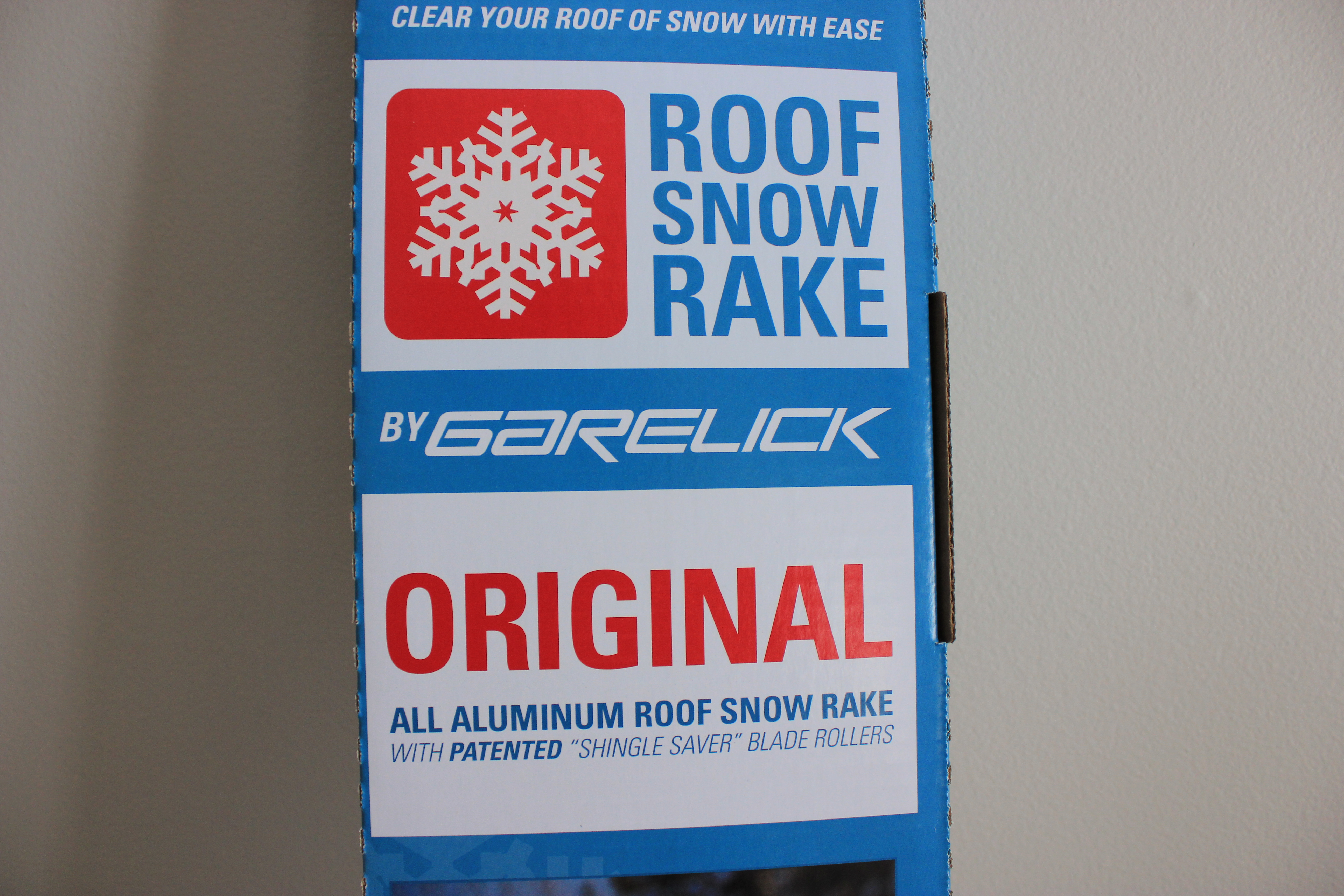 I Felt Fortunate To Find A Roof Rake At The Very First Store I Visited, Our  Local Ace Hardware. I Usually Go To Menards Or Home Depot First, Thinking  Iu0027ll ...